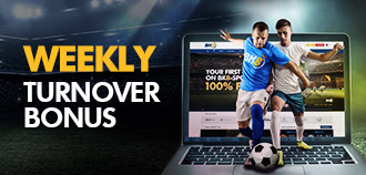 SPORTS WEEKLY TURNOVER BONUS MYR 1,288