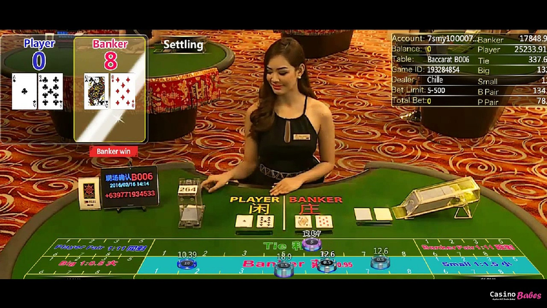 Best Live Casino and Dealers Games in BK8 Malaysia